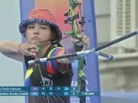 Valentina Acosta - Zwyciężczyni mistrzostw świata juniorów w łucznictwie