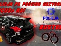 2 CYLINDRY: Policja odzyskała po pościgu ukradzionego Focusa RS! Co zamierzali z nim zrobić?