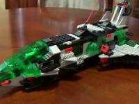 Videorecenzja statku kosmicznego od Lego z 1992 roku.