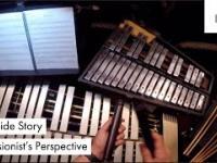 Jak wygląda praca profesjonalnego perkusisty podczas spektaklu muzycznego