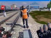 Jak wygląda interaktywne szkolenie rosyjskich techników obsługi kolei?