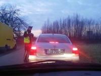 Policja wmawia znak zakazu którego nie było