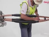 Kabel 24 kV - proces naprawy