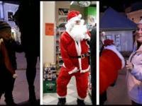 Święty Mikołaj na mieście