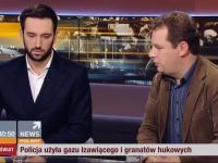 Wilk bez litości miażdży PiSowskiego funkcjonariusza