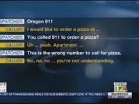 Ofiara przemocy domowej dzwoni na numer alarmowy udając, że zamawia pizzę