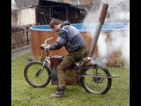 Prototyp motocykla z programu no smoke go wyngyl