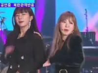 Korea Północna i ich szaleństwo na koncercie