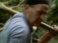 Niebezpieczna zwózka drewna w Niemczech przy nich koledzy z Discovery to leszcze