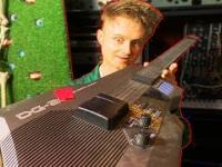 Dziwna gitara - syntezator Casio DG20