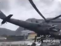 Nieudany start Mi-35