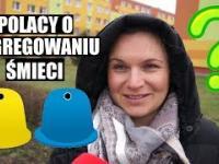 Co Polacy myślą o obowiązku segregowania śmieci?