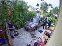 Interwencja amerykańskiej policji w sprawie porwania