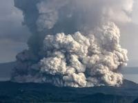 Wybuchł wulkan Taal na filipinach