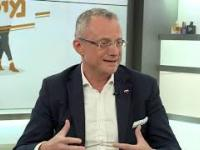 Polski ambasador w Izraelu Marek Magierowski po 1,5 roku nauki hebrajskiego