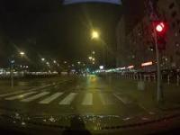 Pijany kierowca tira i jego szaleńcza jazda ulicami Warszawy