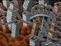 Absurdalnie zakręcony świat - wciągająca animacja od Cyriaka