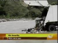Tak wygląda segregacja śmieci w Ekwadorze