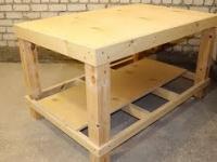 Jak zrobiłem idealny stół własnymi rękami w ciągu 1 dnia