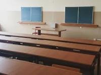 Opuszczony uniwersytet