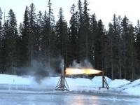 Pokaz możliwości programowalnych granatów 40mm