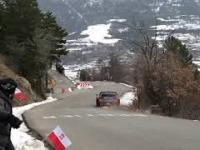 Groźny wypadek podczas WRC Monte Carlo 2020