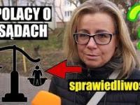 Co Polacy myślą o wymiarze sprawiedliwości? SONDA ULICZNA