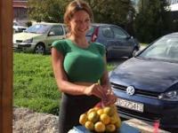 Najpopularnija prodavačica mandarina u Hrvatskoj