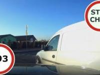 Stop Cham 393 - Niebezpieczne i chamskie sytuacje na drogach
