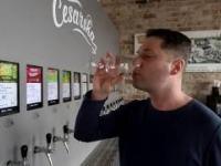 Sosnowiec - samoobsługowy bar z piwami kraftowymi!