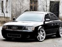 Audi a6 c5 Przyśpieszenie Silników Benzynowych