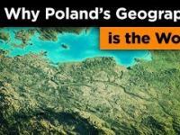 Dlaczego położenie geograficzne Polski jest tak niedobre?