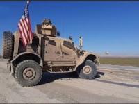 Amerykańskie patrole mijają się z rosyjskimi oddziałami w Syrii