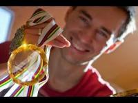 Ogromny bukiet z medali w skokach narciarskich
