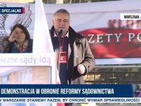 I TY dołącz do manifestacji w obronie reformy sądów i naszej suwerenności
