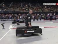 Mateusz Kieliszkowski absolutny rekord Strong Man