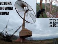 Opuszczona kosmiczna elektrownia wiatrowa
