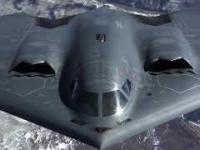 Obracający się wlew paliwa w B-2