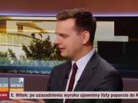 Kulesza w Polsat News: Nic nie daje takiego raka jak telewizja publiczna