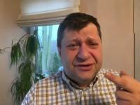 Wzruszony Zbigniew Stonoga dziękują Jackowi Kurskiemu oraz Kaczyńskiemu