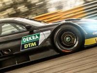Robert Kubica na testach DTM