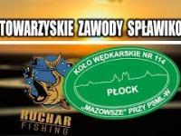 Zawody Spławikowe 2020 - Rzeka Skrwa
