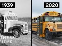Dlaczego amerykańskie autobusy szkolne nadal wyglądają tak samo?