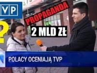 Co Polacy myślą o TVP i przekazaniu 2 mld zł na media publiczne?