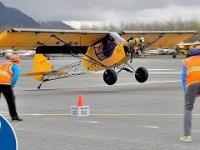 Zawody w najkrótszym lądowaniu