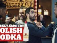 Eksperci od whiskey próbujá polskie wódki