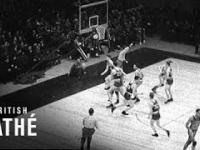 Tak wyglądała gra w koszykówkę w 1939 roku
