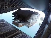 System dostarczania LVADS o niskiej prędkości z samolotu C-17