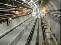 Przejazd pomiędzy II a I linią metra