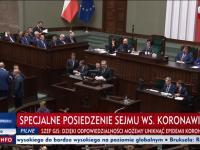Grzegorz Braun kontra Ustawa o szczególnych działaniach w związku z COVID-19
